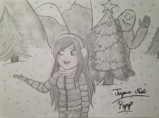 Cadeaux Noël 2014 Numéro 12