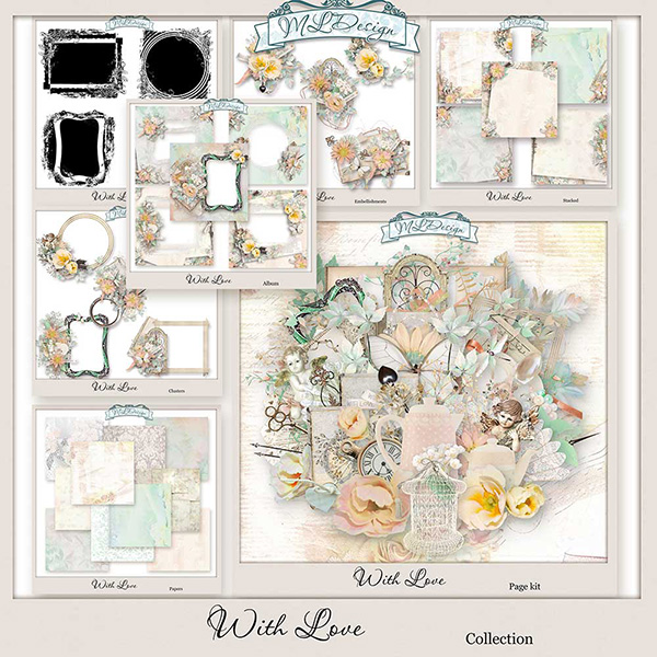 With Love by MLDesign_ Bundle