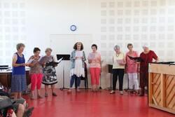 Audition de fin d'année de l'Ensemble vocal