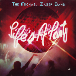 The Michael Zager Band - Life's A Party - Complete LP