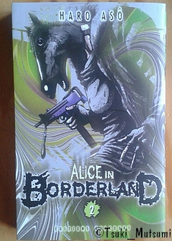 Alice in Borderland - tome 2