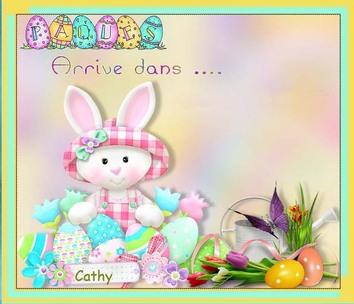 Joyeuses Fêtes de Pâques 2015