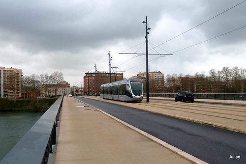 Toulouse : le tram