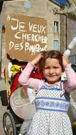 Marche 30 avril 2011 organisée par Pays de Saillans VIVANT.