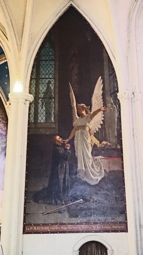 les vitraux de la basilique saint Corentin de Quimper 2/3