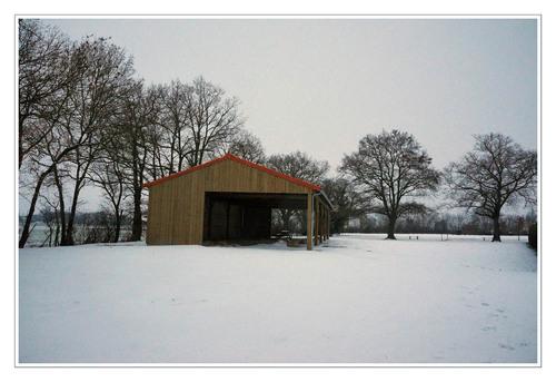Sous la neige 2012