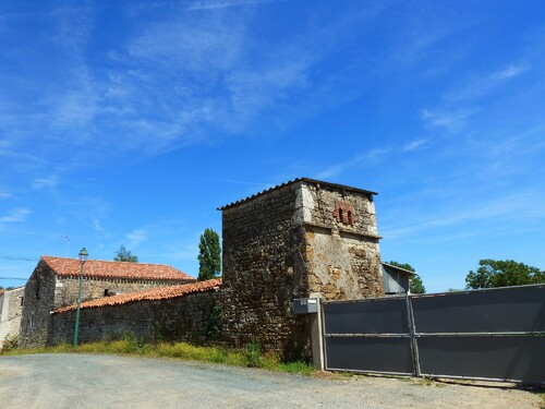 Le Simon et la Vineuse, villages jumeaux....