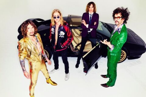 """THE DARKNESS - """"All The Pretty Girls"""" (Clip)"""