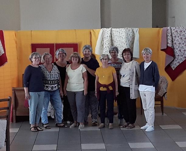 L'exposition de piqué marseillais en plein préparatifs