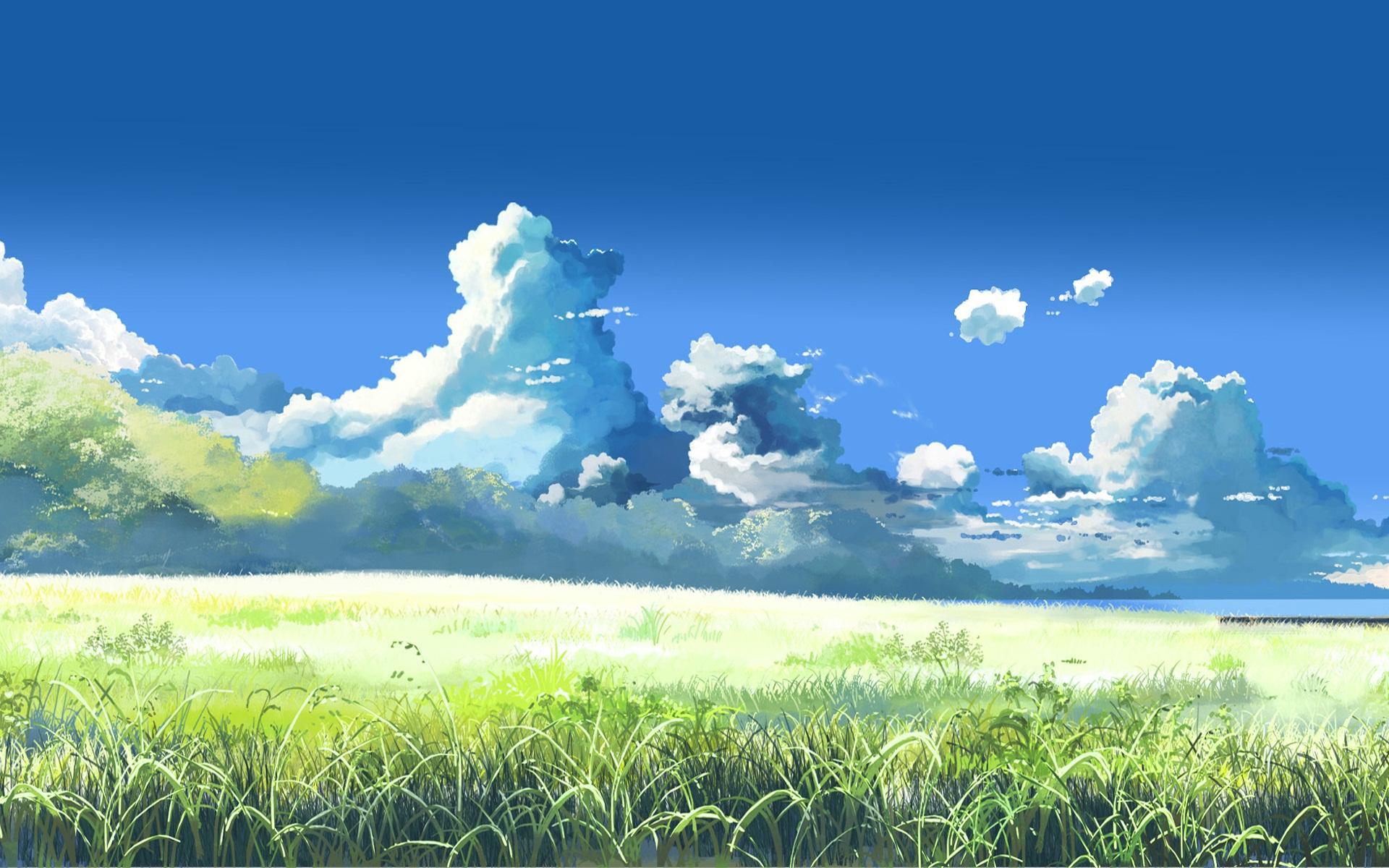 """Résultat de recherche d'images pour """"landscape anime"""""""