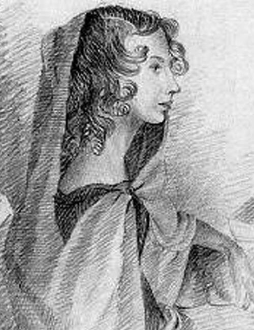 17 Janvier 1820  : naissance d'Anne Brontë