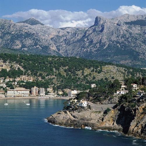 mon petit coin de paradis - soller - et puerto soller - Majorque