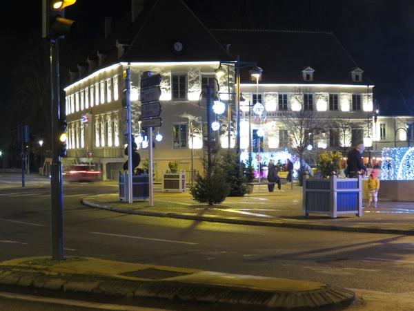 Qu'elle est belle notre ville, la nuit !