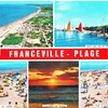 franceville plage 1974 calvados