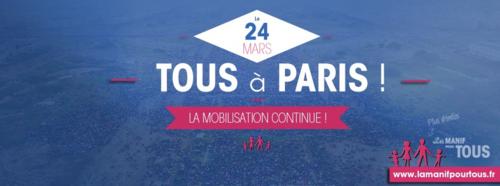 TOUS A PARIS LE 24 MARS