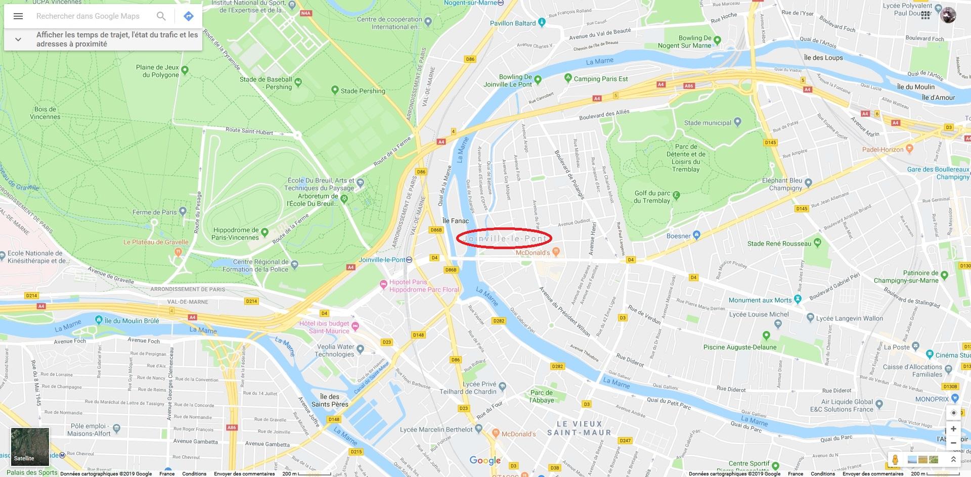 0-Joinville-le-Pont et Grenelle