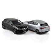 1:43 NOREV 7711578442 & 7711579854 RENAULT Mégane 2015 (exemplaires de production)