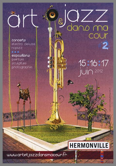 - Festival art et jazz dans ma cour