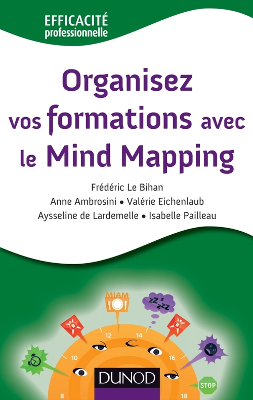 Organisez vos formations avec le mind-mapping