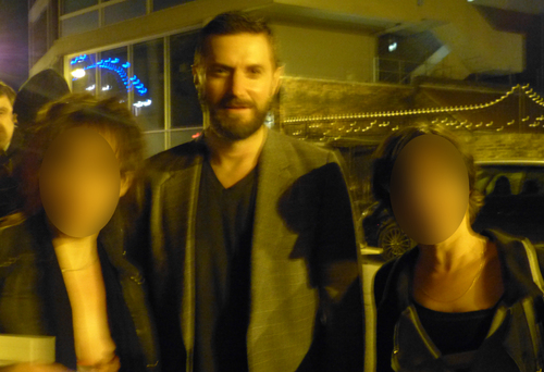 Richard Armitage avec Richard Armitage France