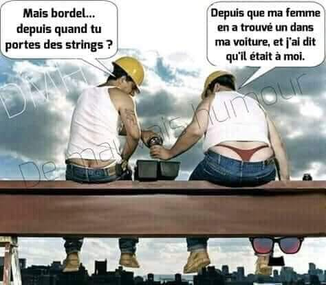 On ne nous changera pas !
