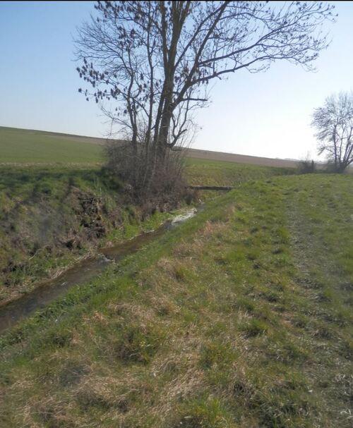 La vanne de Sorge - Un différend tenace Bouy - Rouilly