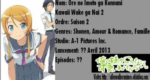 Liste des animes du Printemps 2013