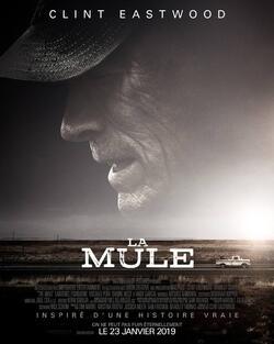 La Mule (à l'affiche actuellement)