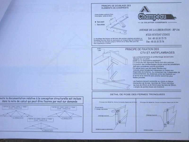 plan de montage d'une charpente 006