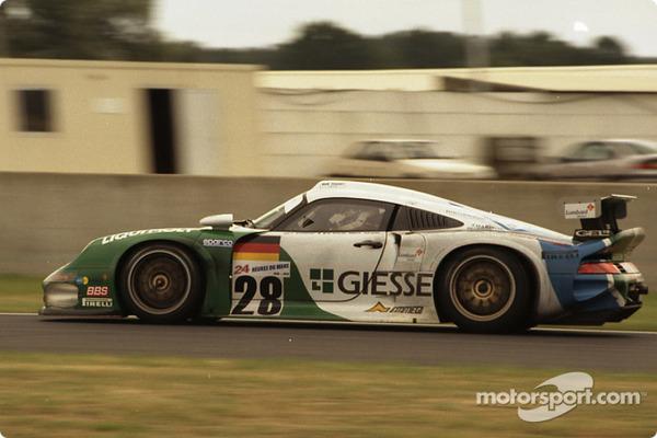 Porsche 911 GT1 (1996-1998)