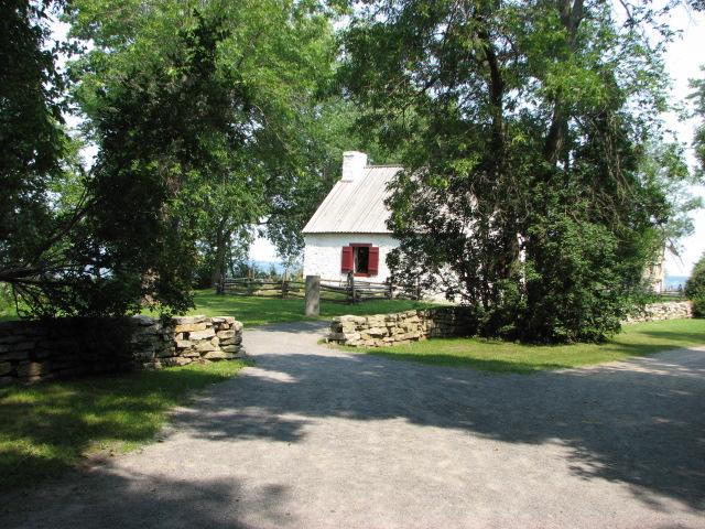 Escape à Notre-Dame de l'Ile Perrot