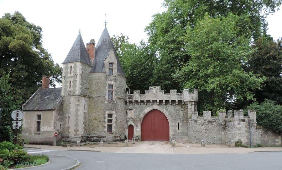 Josselin dans le Morbihan (56) -2