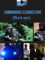Cette série documentaire de six épisodes raconte comment des opérations secrètes effectuées par des commandos clandestins ont été planifiées et exécutées, telles que l'assassinat de Ben Laden ou l'élimination des terroristes de Mumbai....-----...Origine du film : USA Durée : 45 minutes Date de sortie : 2014