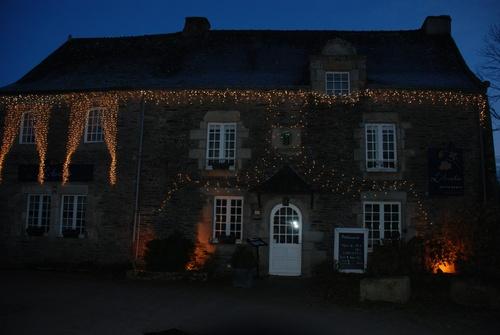 Rochefort enterre à Noël (56220)