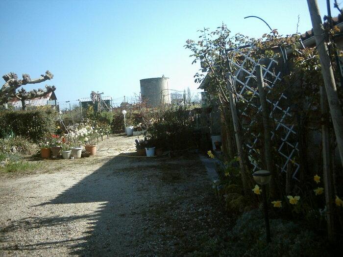 visite de mon Jardin