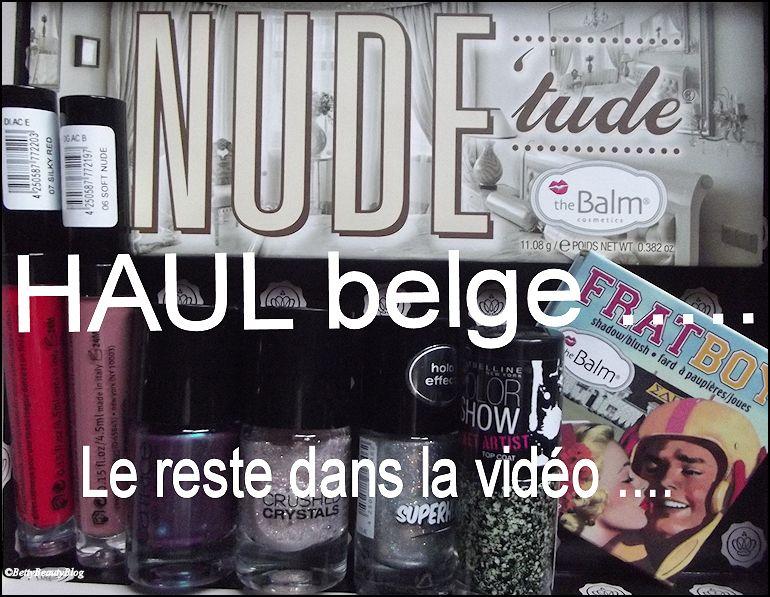 HAUL belge ...