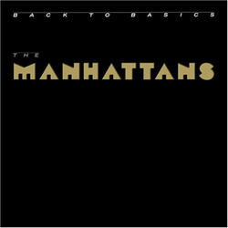 The Manhattans - Back To Basics - Complete LP