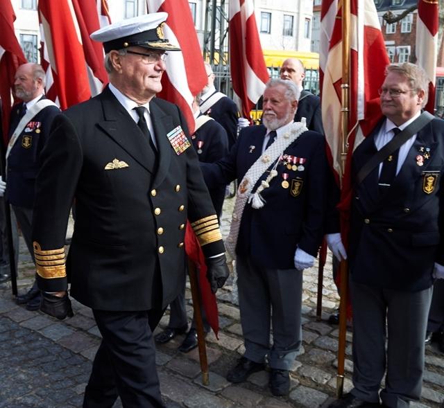 Henrik et la marine