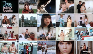 Le viol d'une jeune fille douce / The Rape of a Sweet Young Girl / In Trouble. 1968.