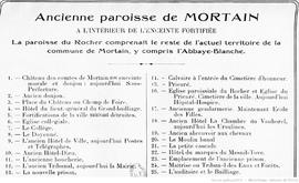 LES REMPARTS DE MORTAIN (Manche)
