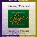 Playbacks pour louange dans l'église (série Acoustic Worship for small groups, Maranatha Music)
