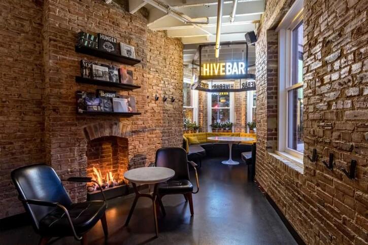 Art de Vivre 3:  Hôtel Hive: microhôtel, macro-ambiance