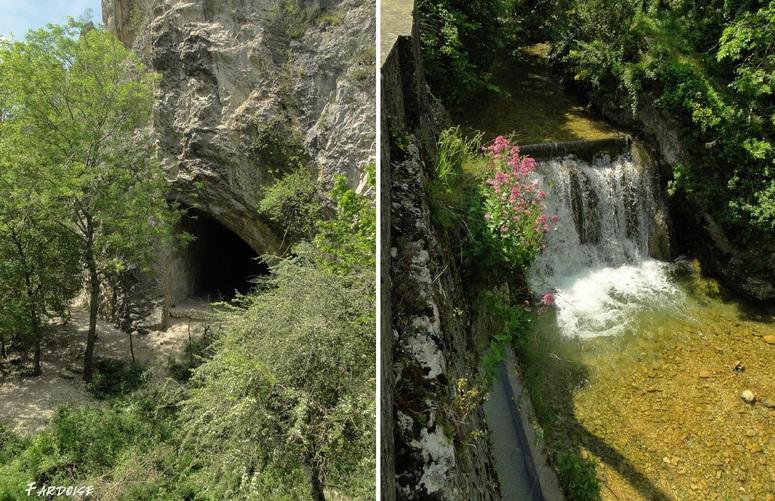 Balade à Barbières par le col de Sambie - le village