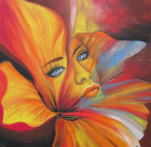 Rêve de fleur