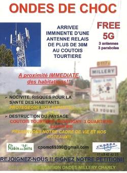 PROBLEMES d'antennes  en Rhône Alpes