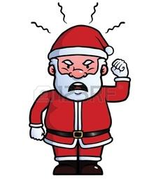 Papa Noël répond à François, par politesse