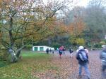 La randonnée du 23 novembre à Goupillières