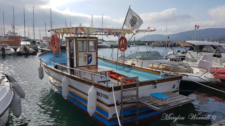 Corse : Sortie en mer 1/3