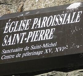 Manche-Eglise St Michel 50116-1