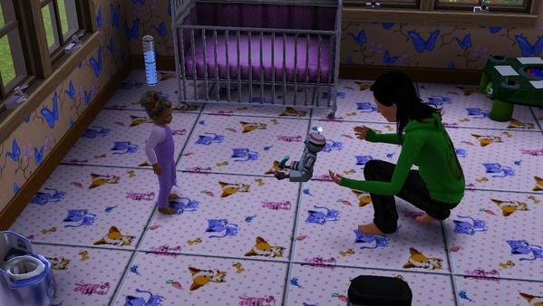 Chapitre 16 : La famille s'agrandit